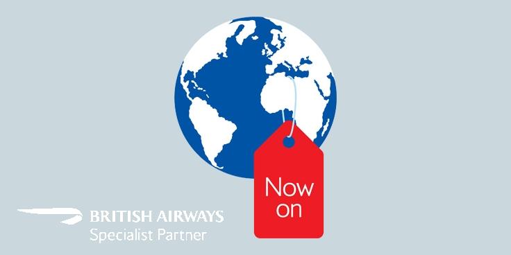 British Airways Caribbean Flight Offers
