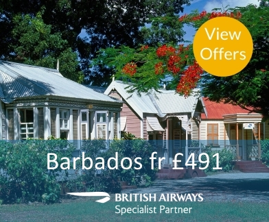 Manchester Barbados from 457