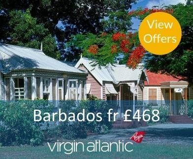 Virgin Atlantic Flights to Barbados