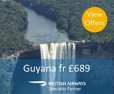 Guyana Flights