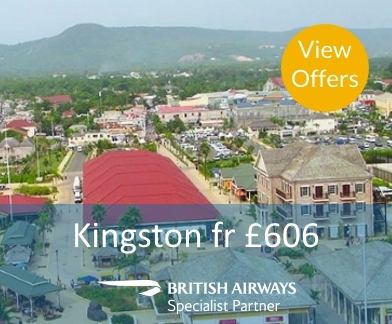 Kingston from £590