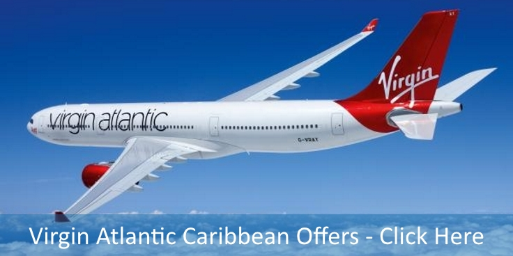 Virgin Atlantic Caribbean Flight Offers