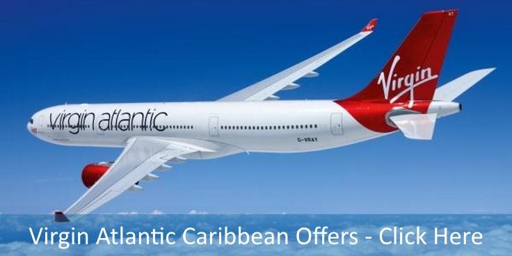 Virgin Atlantic Caribbean Flights Sale