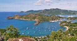 Flights to Antigua