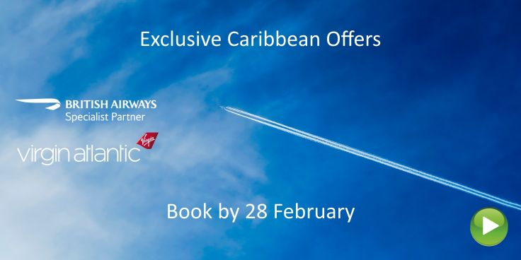 Caribbean Flight Offers