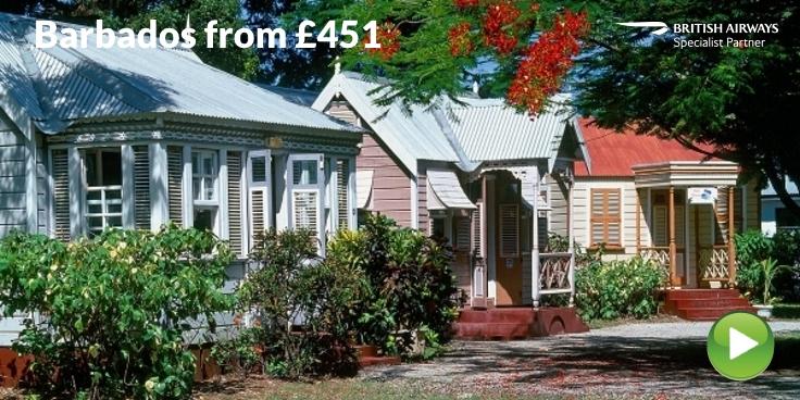 British Airways Sale Barbados from £451