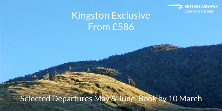 British Airways Kingston Flights